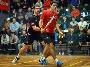 Diego Elías clasificó a la gran final del British Junior Open 2015