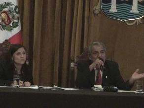 Trujillo: aprueban reestructuración general de municipio provincial