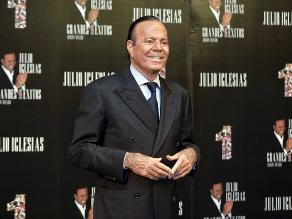 Julio Iglesias desmiente rumores sobre su retiro musical