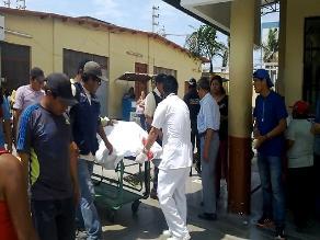Piura: familiares de exsereno asesinado exigen justicia