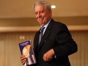 Vargas Llosa dará ponencia en Punta del Este