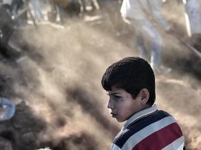 Al menos 160 menores muertos en ataques a escuelas en Siria en 2014