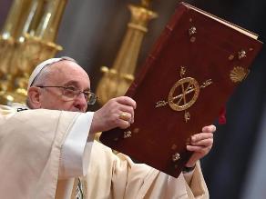 Francisco: Cristianos deben caminar atentos, incansables y valientes