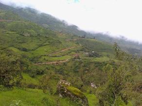 Lambayeque: 90 % de viviendas afectadas por vientos huracanados en Salas