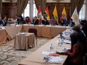 CAN : Ecuador aún no puede aplicar salvaguardia