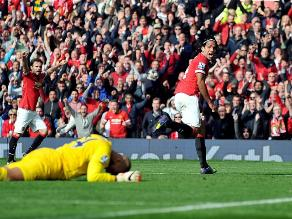 Manchester United: Radamel Falcao reitera felicidad en equipo de Van Gaal
