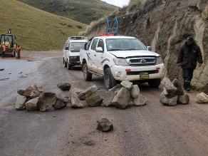 Cusco: vías interrumpidas por lluvias torrenciales en La Convención