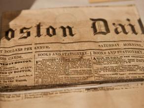 EEUU: abren cápsula del tiempo que data de 1795