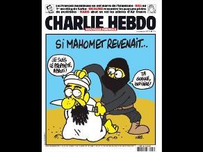Charlie Hebdo: las controvertidas portadas del semanario francés
