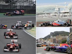 Fórmula Uno: Conoce el calendario oficial del 2015