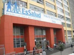 Hospital de Emergencias Grau niega falta de atención a gestante