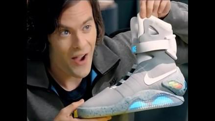 Nike lanzará este 2015 las zapatillas de ´Volver al Futuro´