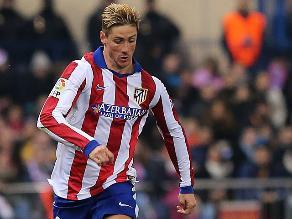 Fernando Torres confesó que tuvo mariposas en el estómago en segundo debut
