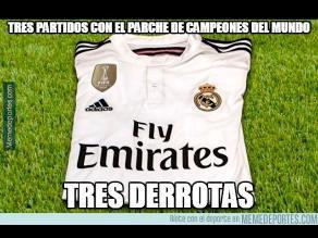 Atlético vs. Real Madrid: Los memes de la derrota del cuadro blanco