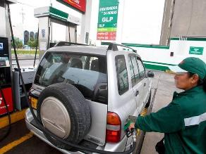 Gobierno dispone cambios para precios de combustibles