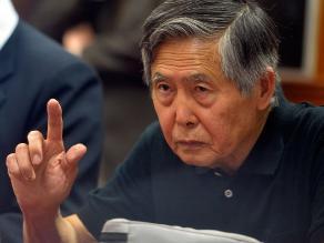 Fujimori está mucho más fortalecido tras sentencia, asegura su abogado