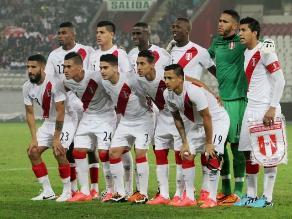 Selección peruana no siente cambios en primer ranking FIFA del 2015