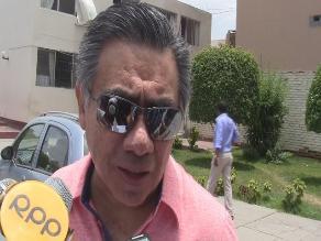 Chiclayo: detectan cuadro de prostatitis aguda a Beto Torres