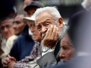 ONP: Bono de S/.360 será permanente para pensionistas de 19990