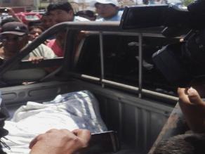 Arequipa: mujer asesina a su pareja en su vivienda de Majes