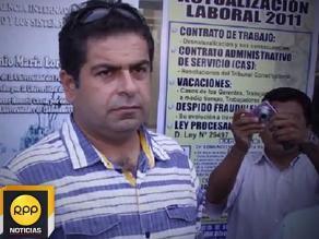 Caso Belaunde Lossio: equipo jurídico peruano llegó a La Paz