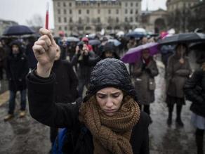 Charlie Hebdo: Francia guarda minuto de silencio por masacre