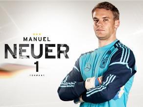 IFFHS: Neuer es el mejor portero de 2014, seguido de Thibaut Courtois