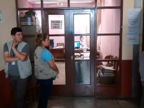 Chimbote: Fiorella Nolasco empieza a laborar en Procuraduría Municipal