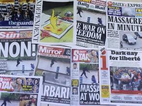 Charlie Hebdo: Diarios europeos defienden los valores democráticos