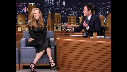 Nicole Kidman y Jimmy Fallon podrían haber sido pareja