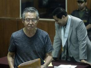 Alberto Fujimori: ocho años de prisión por caso diarios chicha