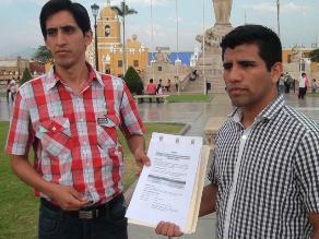 Trujillo: jóvenes proponen reemplazo de polémica ´Ley Pulpín´