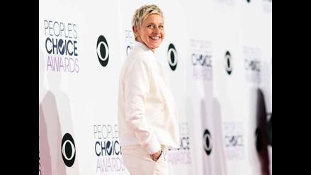 Ellen DeGeneres debutó como diseñadora en los People