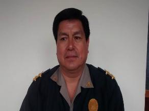 Jefe de la región policial del Cusco asumirá cargo en las próximas horas