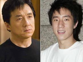Comienza el juicio por drogas contra el hijo de Jackie Chan