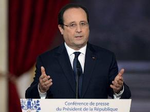 Francia: Francois Hollande llama a ser implacables con el racismo