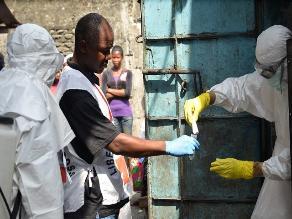 OMS confirma dos vacunas experimentales seguras contra el ébola