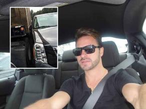Cristian Zuárez sufre accidente de tránsito en México