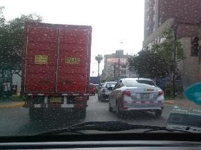 #Rotafono: Semáforo no operativo en avenida Arenales