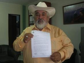 Chiclayo: Genaro Vera deberá presentarse a Fiscalía este 3 de febrero