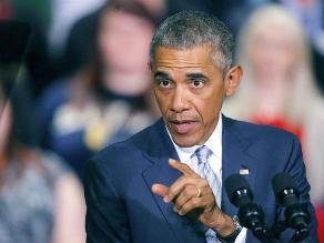 Obama: Francia debe permanecer