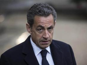 Sarkozy dice que