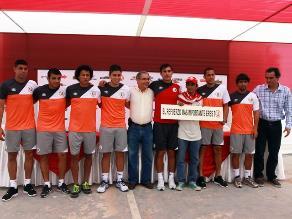 Universitario presentó a sus refuerzos para la temporada 2015