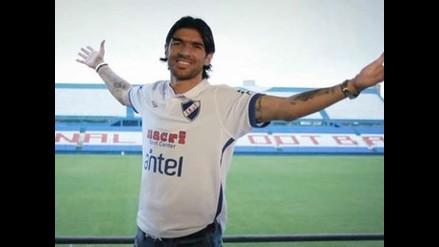 César Vallejo: Sebastián Abreu a un paso de traer sus goles al Perú
