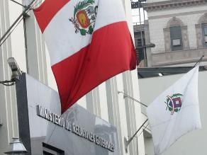 Perú designa a diplomático Luis Benjamín Chimoy como embajador en Bolivia