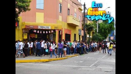 EGG Teens: Casting será por Internet tras cancelarse convocatoria