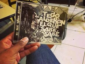 Tego Calderón lanzará nuevo disco