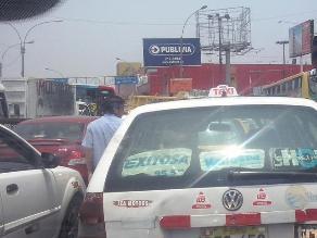 #Rotafono: Caos vehicular en avenidas de Los Olivos