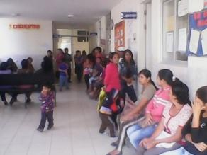 Chiclayo: pobladores de Reque reclaman por servicio en centro de salud