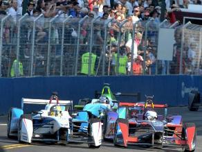 Fórmula E: Portugués Antonio Da Costa ganó la prueba en Buenos Aires